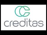 Logo de Creditas